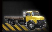 Caminhão - Aço e ferro