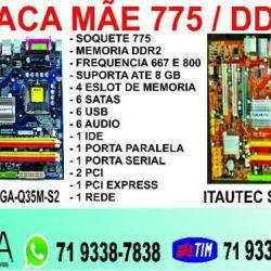 PLACA 775