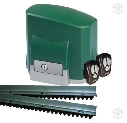 Kit-portão automático deslizante marca seg modelo ch