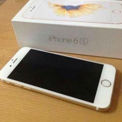 Apple iPhone 6S Plus 128Gb Rose Gold Black No Contract Unlocked