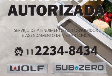 Sub-Zero Wolf