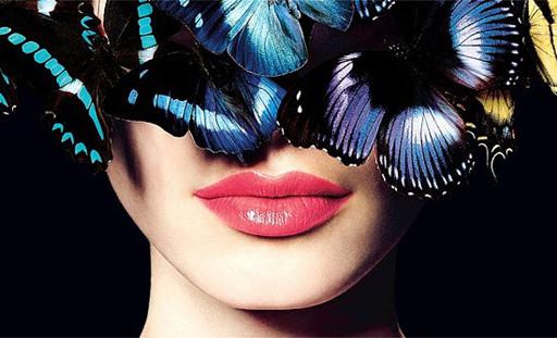 """Lançada a nova coleção de maquiagem da Chanel: """"L'été Papillon"""""""