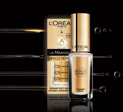L'Oréal Paris lança linha de cuidados com as unhas