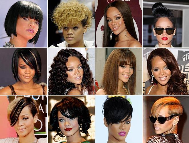 Ilustração de várias mulheres com estilos de cabelos diferentes