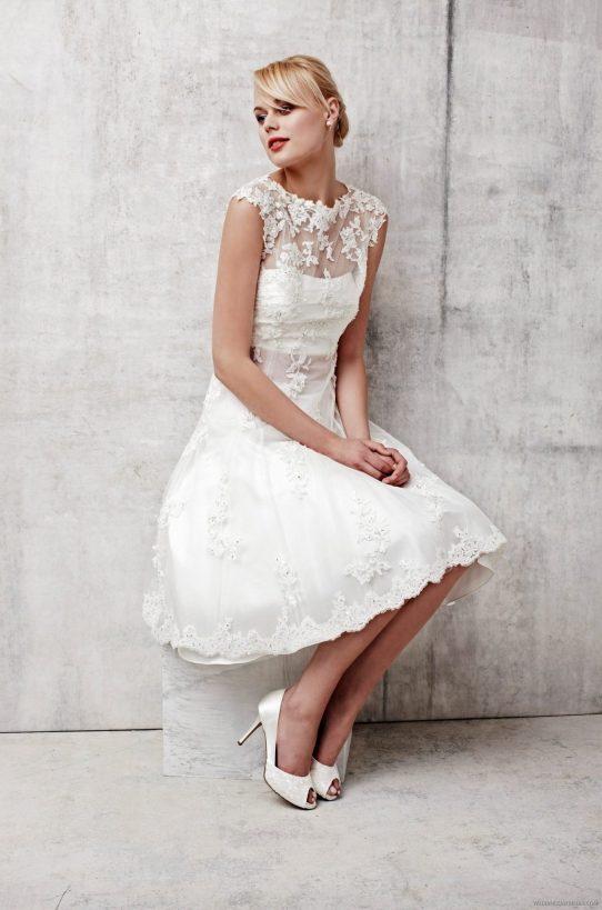 vestidos de noiva com tecidos nobres