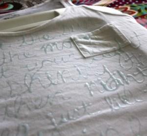 como customizar roupa