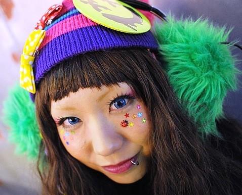 estilo Harajuko Girl