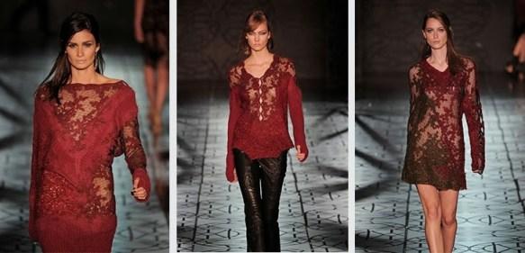 bordô na moda inverno 2014
