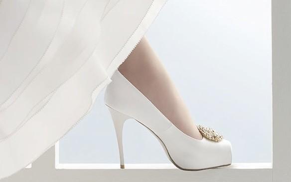 sapato ideal para noivas