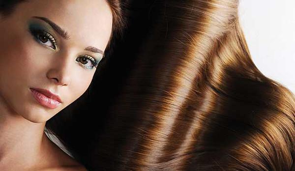 banho de brilho cabelos claros loiros