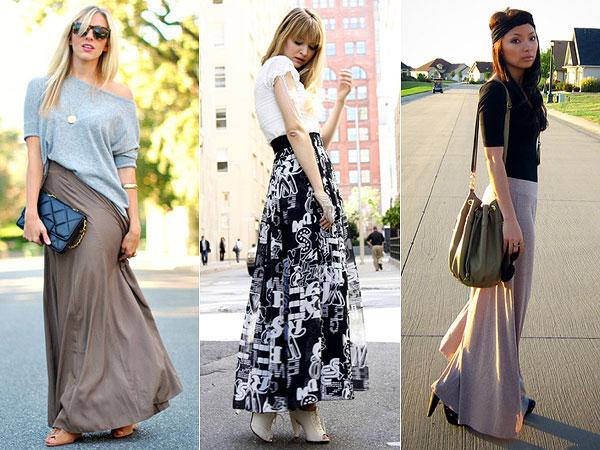 roupas que afinam a silhueta retângulo e triângulo invertido