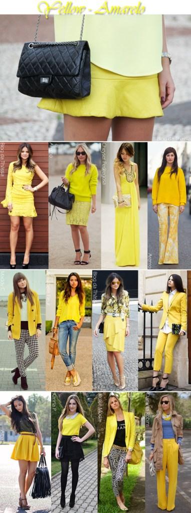 amarelo também faz parte das cores primárias