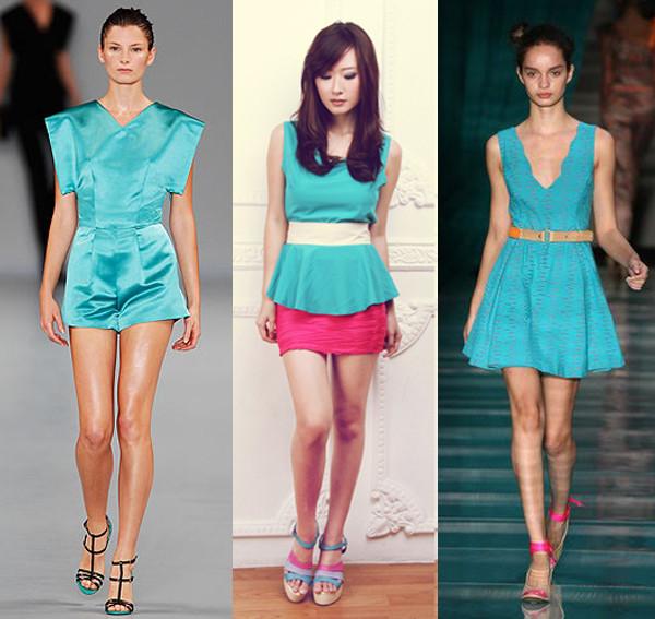 roupas da moda verão