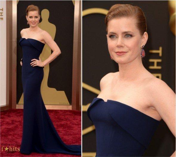 Amy Adams no Oscar 2014