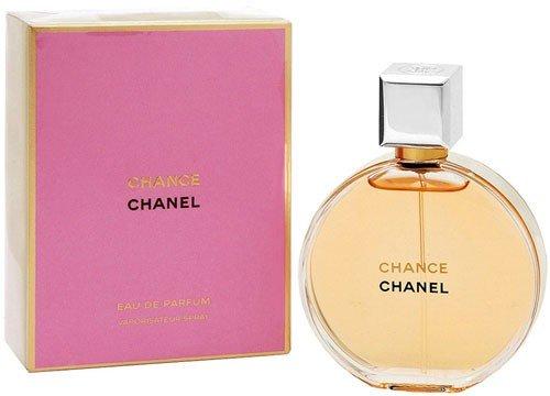 Chance da Chanel também é um dos perfumes femininos mais usados