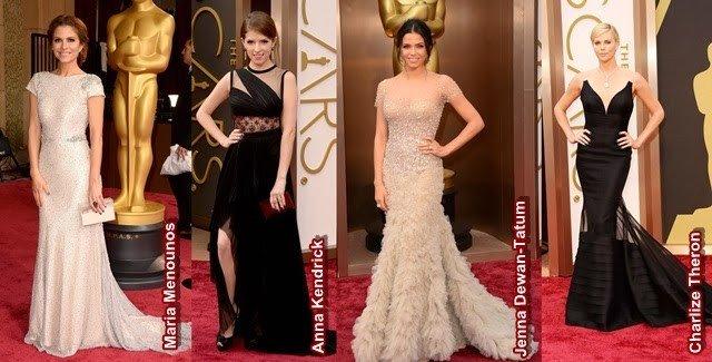 Looks do Oscar 2014