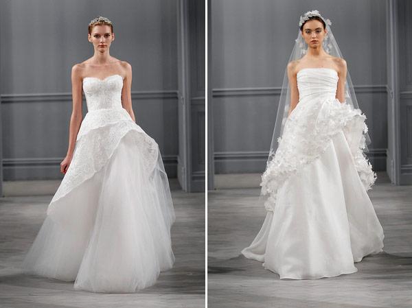 descubra quais são as Tendências de vestidos de noiva 2014