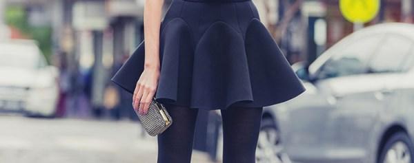 O Neoprene conquista o mundo Fashion