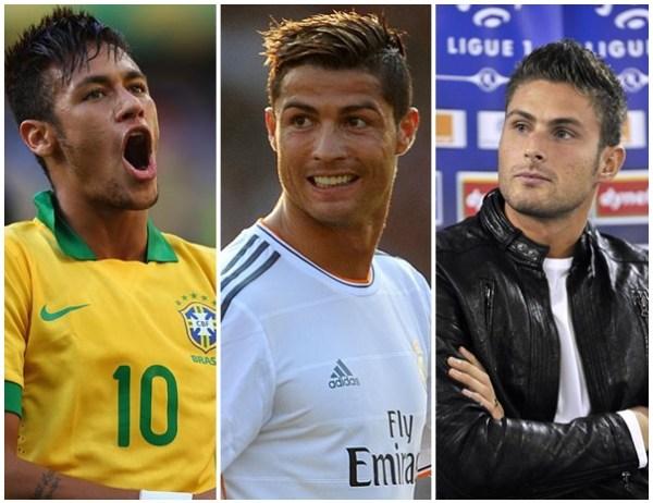 Os jogadores mais gatos da Copa do Mundo 2014