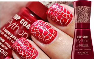 top coat Python, Bourjois