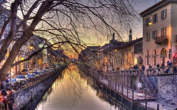 Milão é um dos Destinos para fugir do brasil no verão