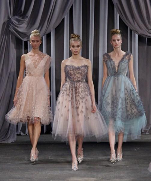 Tecidos dos vestidos para Madrinhas