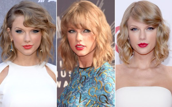 Taylor Swift foi uma das famosas que aderiu ao Wob hair