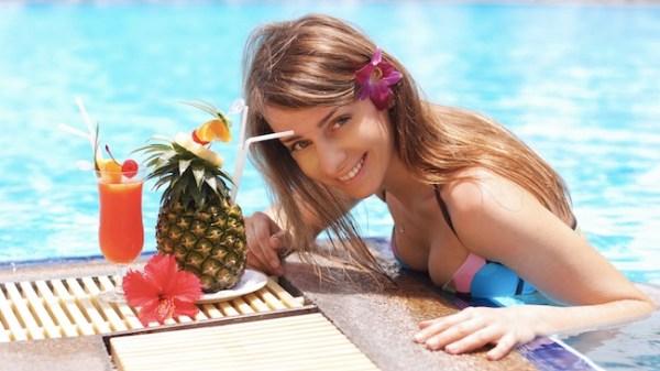 Sucos naturais para manter sua saúde no verão