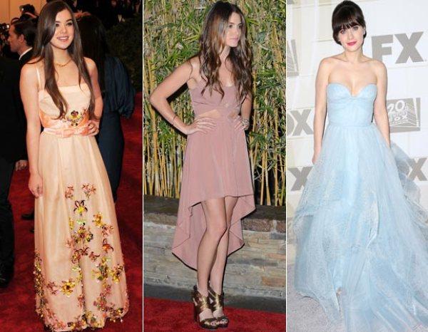 modelos de vestidos para formatura