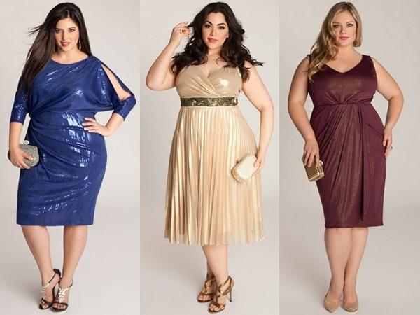 Vestidos plus size para balada