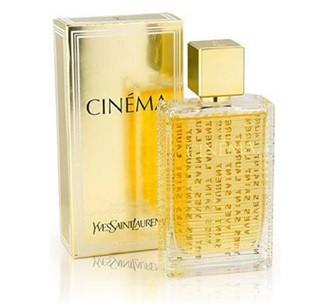 Cinéma  é um dos perfumes femininos para seduzir