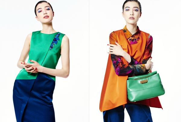 moda feminina para Inverno 2015