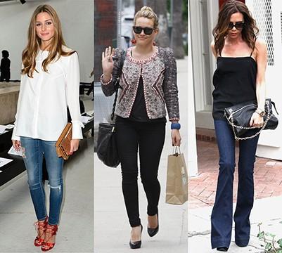 Calça jeans não pode faltar no seu armário