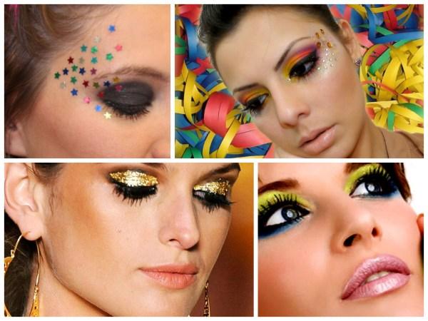 Fotos de Maquiagem de carnaval