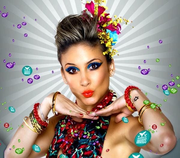 Sugestões para você fazer bonito com sua Maquiagem de carnaval