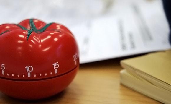 Técnica pomodoro para você ser mais produtiva