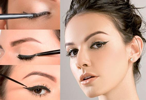 tendências retrô na maquiagem