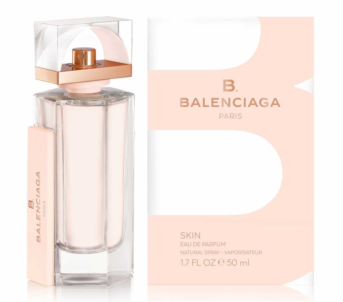 B, Balenciaga é um dos melhores fragrâncias para usar no inverno