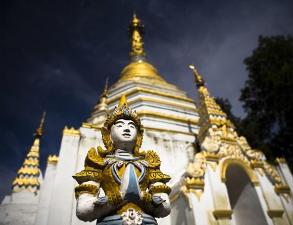 Chiang Mai é um destino para quem gosta de hotéis de luxo