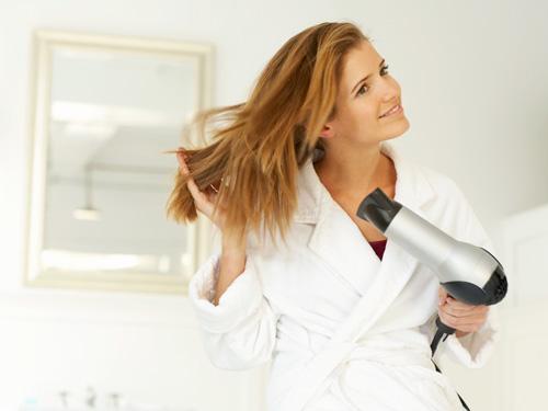dicas para secar o cabelo