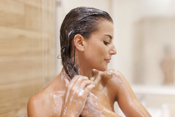 produtos certos para cabelo seco