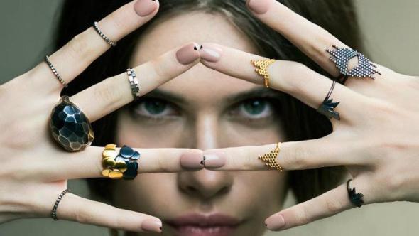 Mix de Anéis está na moda
