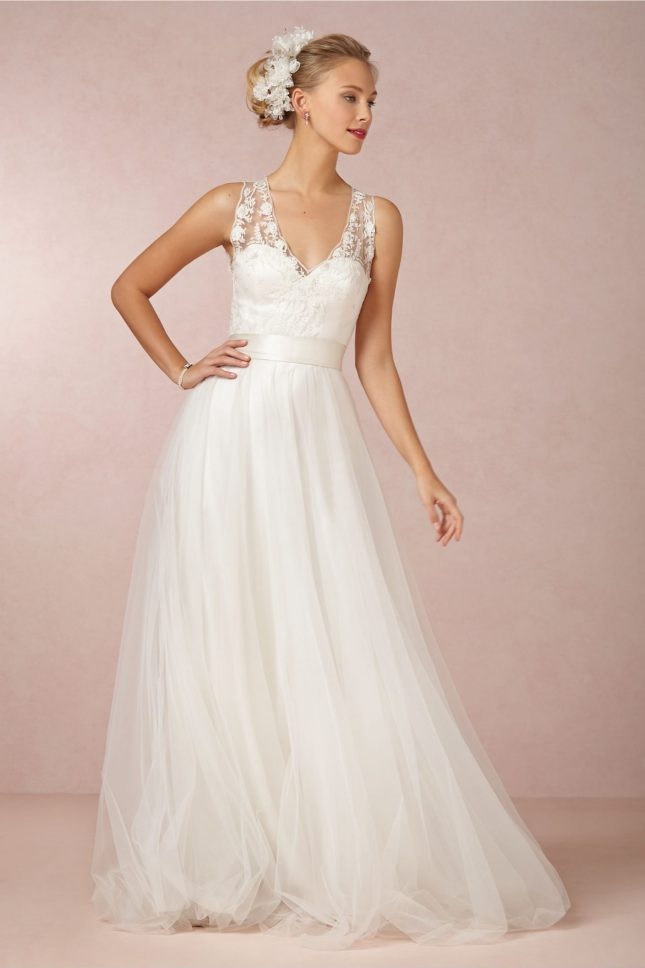 vestidos de noiva apropriados para o signo de libra