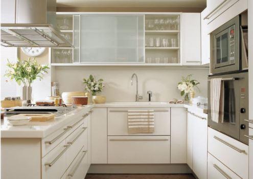Foto de cozinha decorada