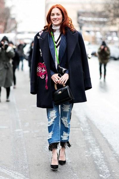 vestir bem no frio