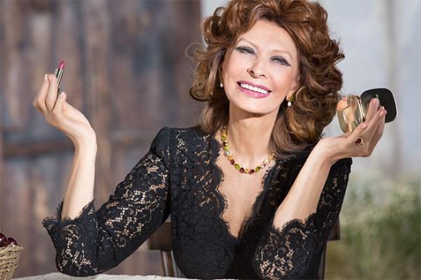 Batom Sophia Loren N° 1