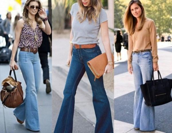 Como criar look calça de cintura alta