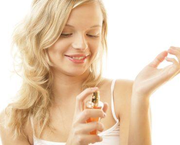 Perfumes femininos favoritos dos homens