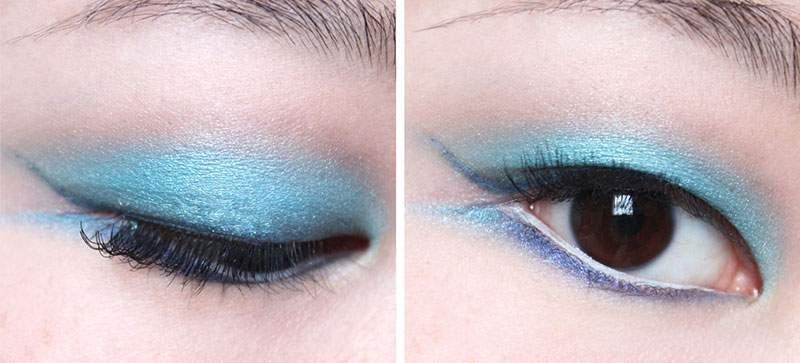 Olhos coloridos entre as tendências de beleza para 2016