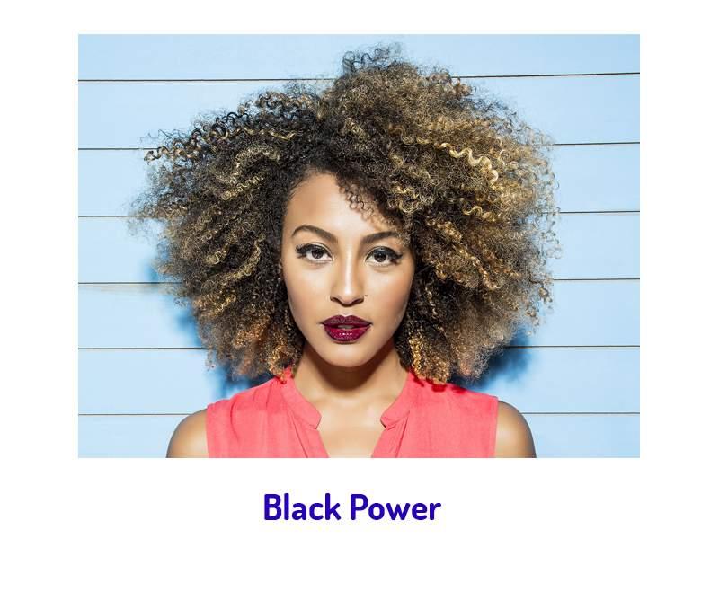 Estilo Black Power